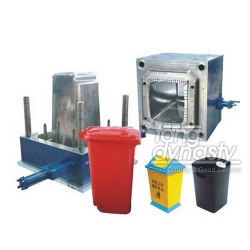 Industrial Trash Bin Mould