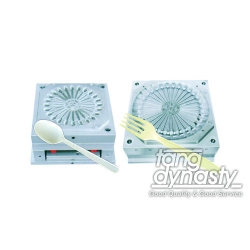 Disposable tableware Mould
